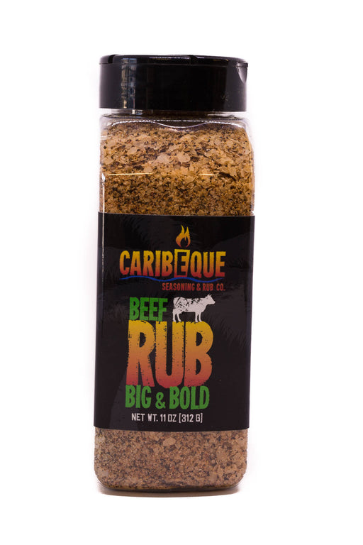 Caribeque: Big and Bold Beef Rub
