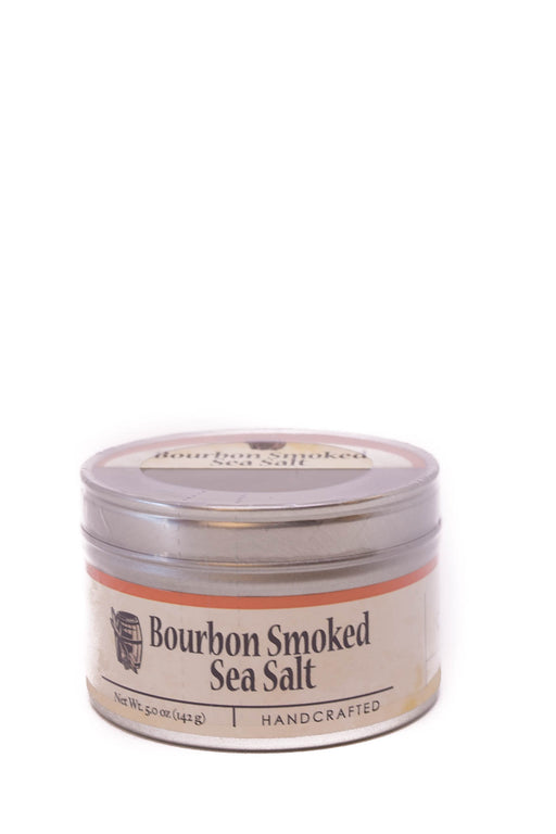 Bourbon Barrel Foods: Bourbon Smoked Sea Salt