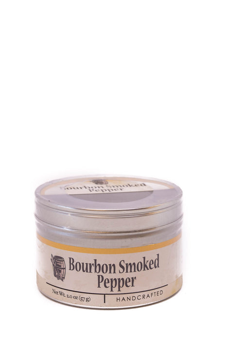 Bourbon Barrel Foods: Bourbon Smoked Pepper