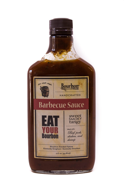 Bourbon Barrel Foods: Sweet & Smoky & Tangy Barbecue Sauce