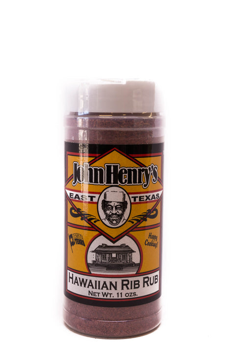 John Henry's: Hawaiian Rub