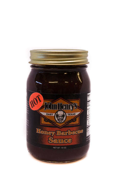 John Henry's: Honey BBQ (Hot)