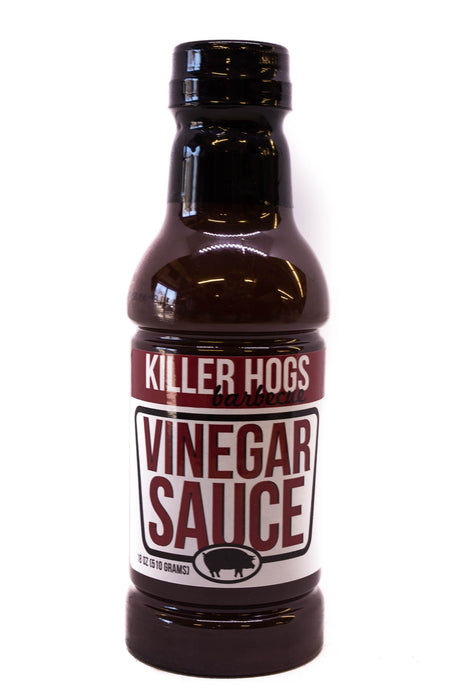 Killer Hogs Barbecue: Vinegar Sauce