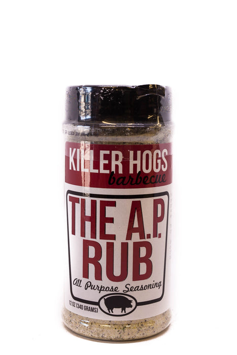Killer Hogs Barbecue: The A.P. Rub