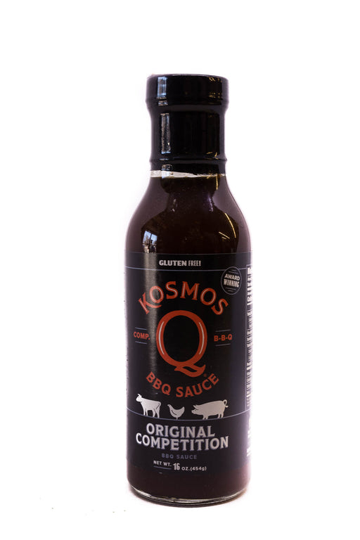 KosmosQ: Original Competition BBQ Sauce