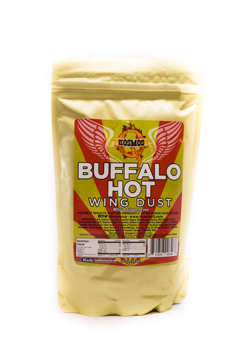 KosmosQ: Buffalo Hot Wing Seasoning