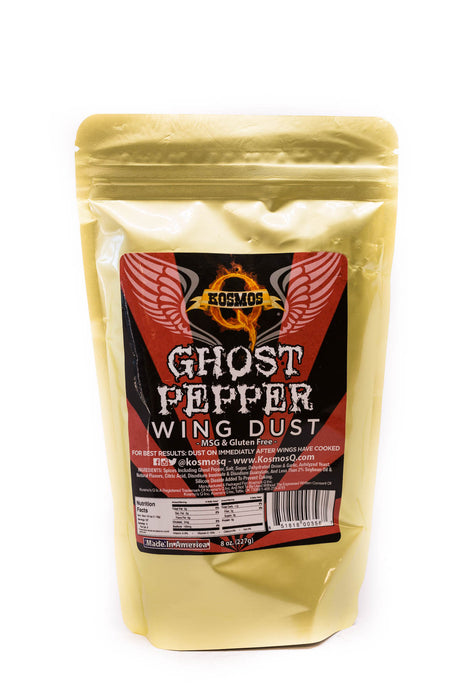 KosmosQ: Ghost Pepper Wing Seasoning