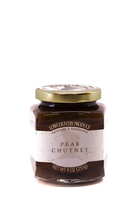 LowCountry Produce: Pear Chutney