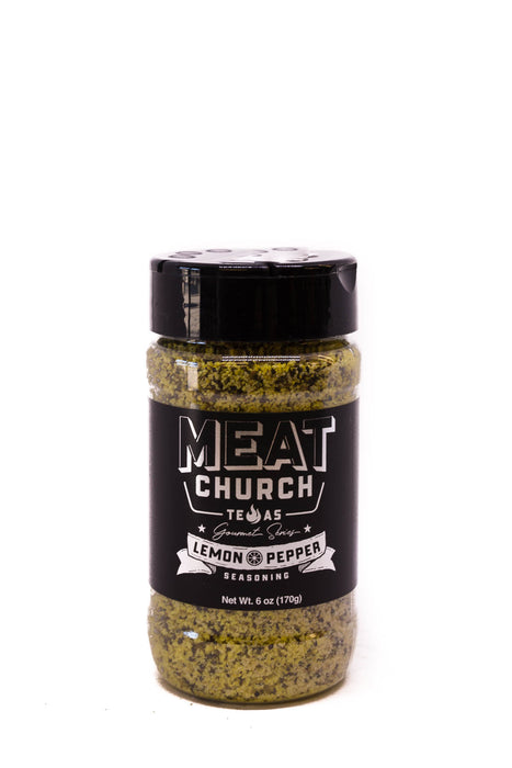 Meat Church: Gourmet Series Lemon Pepper