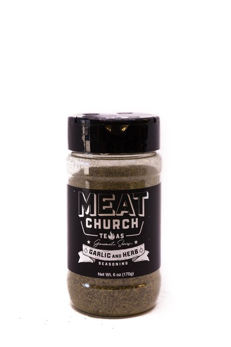 Meat Church: Gourmet Series Garlic and Herb