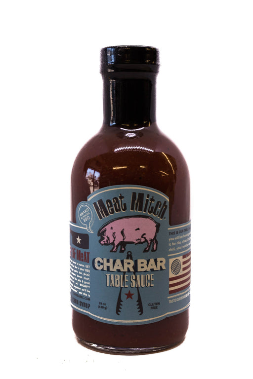 Meat Mitch: Char Bar Table Sauce