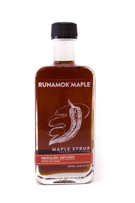 Runamok Maple Syrup: Merquén Infused Maple Syrup
