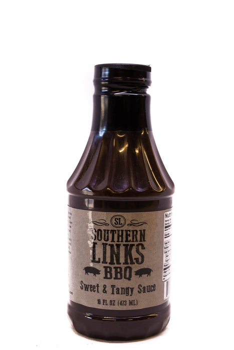Southern Links: Sweet & Tangy BBQ Sauce