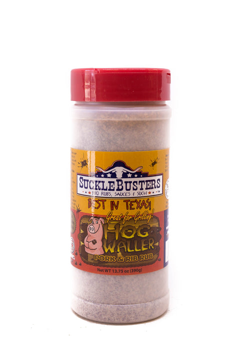 Suckle Busters: Hog Waller Pork & Rib Rub
