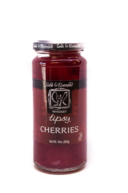 Sable & Rosenfeld: Whiskey Tipsy Cherries