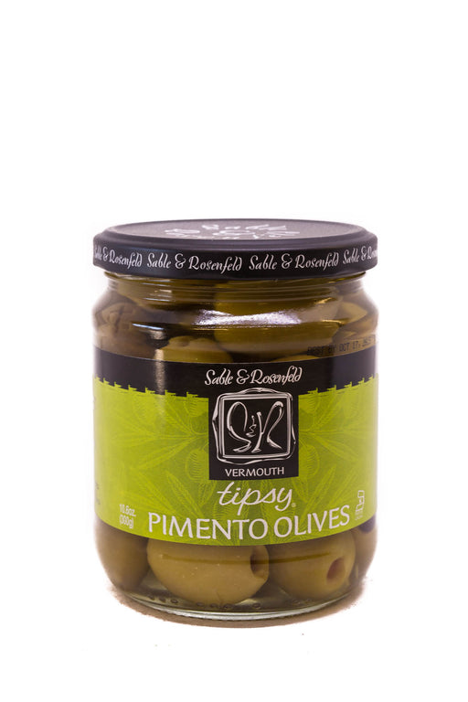 Sable & Rosenfeld: Vermouth Tipsy Pimento Olives