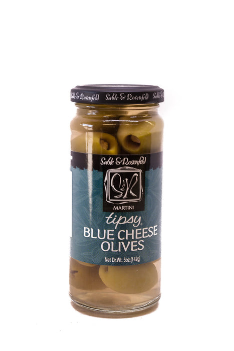 Sable & Rosenfeld: Martini Tipsy Blue Cheese Olives