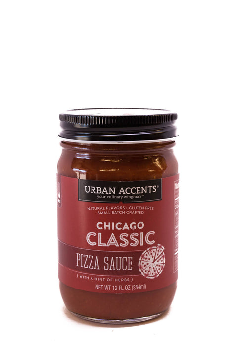 Urban Accents: Chicago Classic Pizza Sauce
