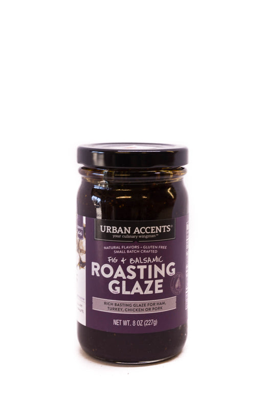 Urban Accents: Fig & Balsamic Roasting Glaze