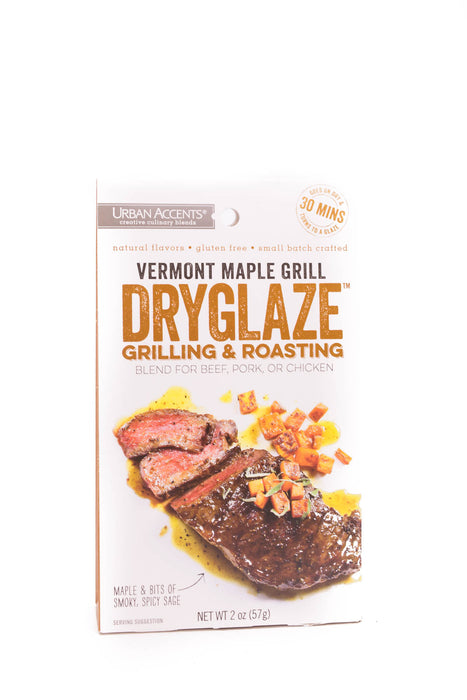 Urban Accents: Vermont Maple Grill Dry Glaze