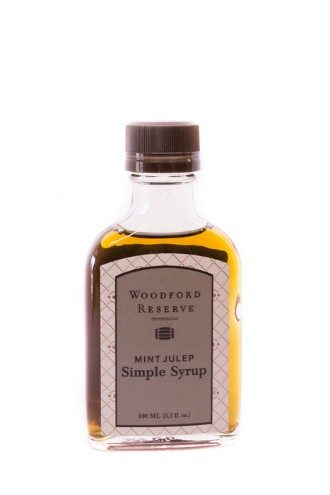 Woodford Reserve: Mint Julep Simple Syrup