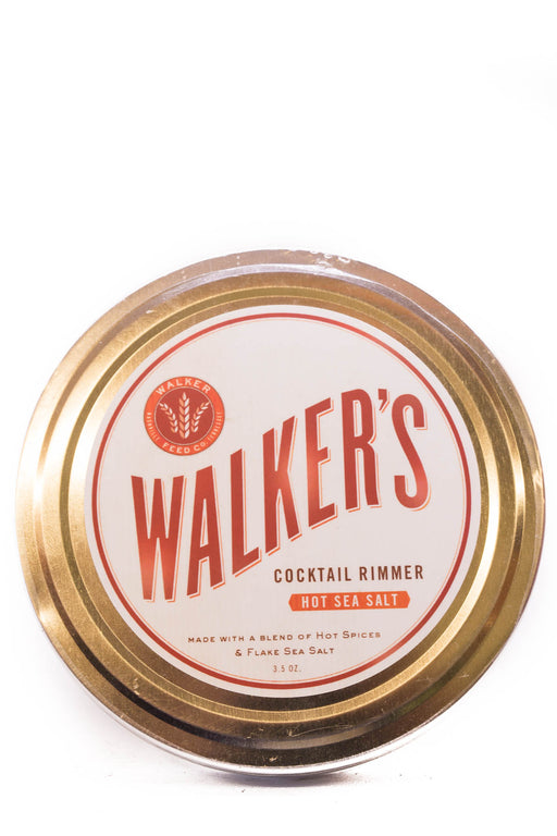 Walker's Feed Company: Hot Sea Salt
