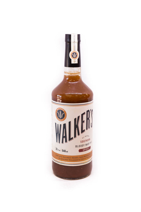 Walker's Feed Company: Southern Spicy Bloody Mary Mix