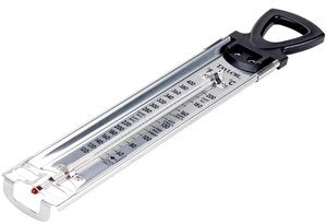 "Taylor 12"" Candy/Deep Fry Thermometer"