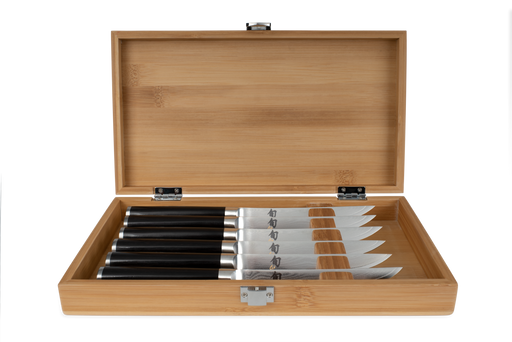 Shun Classic 6-Piece Steak Knife Set