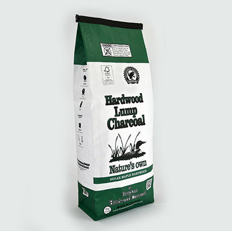 Nature's Own Sugar Maple Hardwood Lump Charcoal