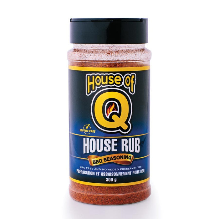 House of Q House BBQ Rub