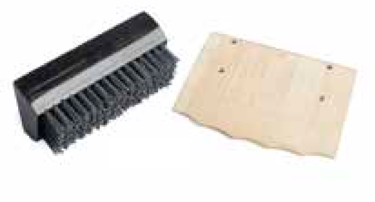 Charcoal Companion Replacement Brush Head for Safe-Scrape