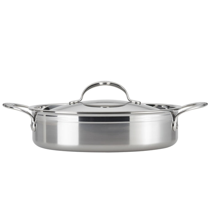 Hestan ProBond Forged Stainless Steel Sauteuse 3.5-Quart