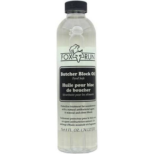 Fox Run Butcher Block Oil 8oz.