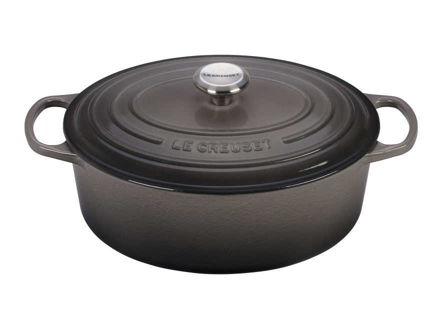 Le Creuset Oval Dutch Oven 6 3/4 qt.