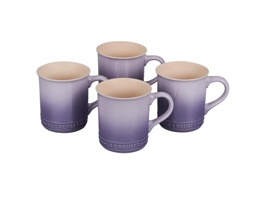 Le Creuset Seattle 400 ml. Mugs, Set of 4