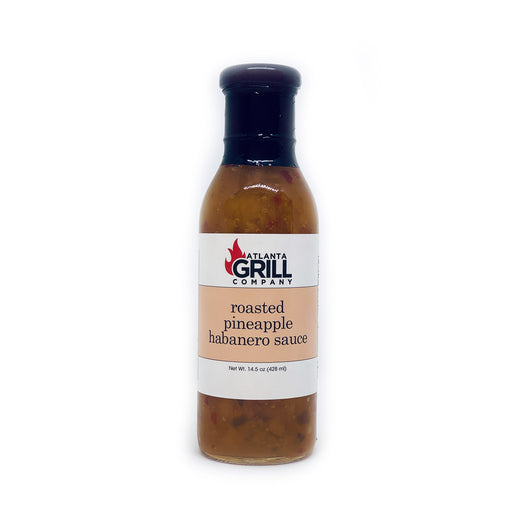 Atlanta Grill Company: Roasted Pineapple Habanero Sauce