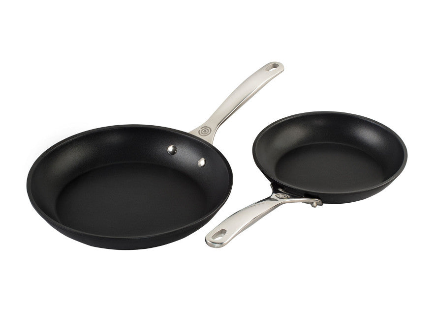 Le Creuset Toughened Nonstick PRO Fry Pan 2-Piece Set