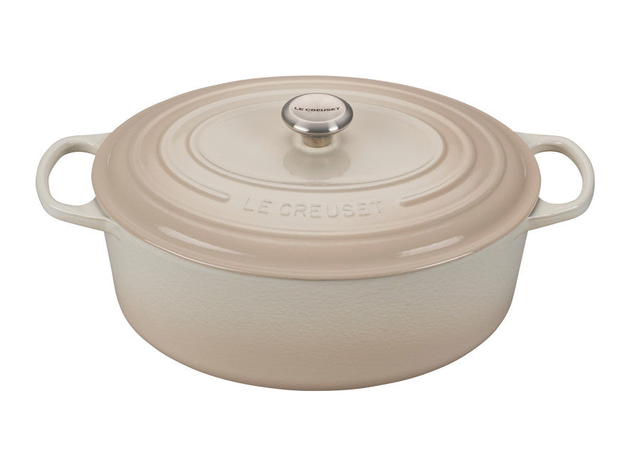 Le Creuset Oval Dutch Oven 9 1/2 qt.