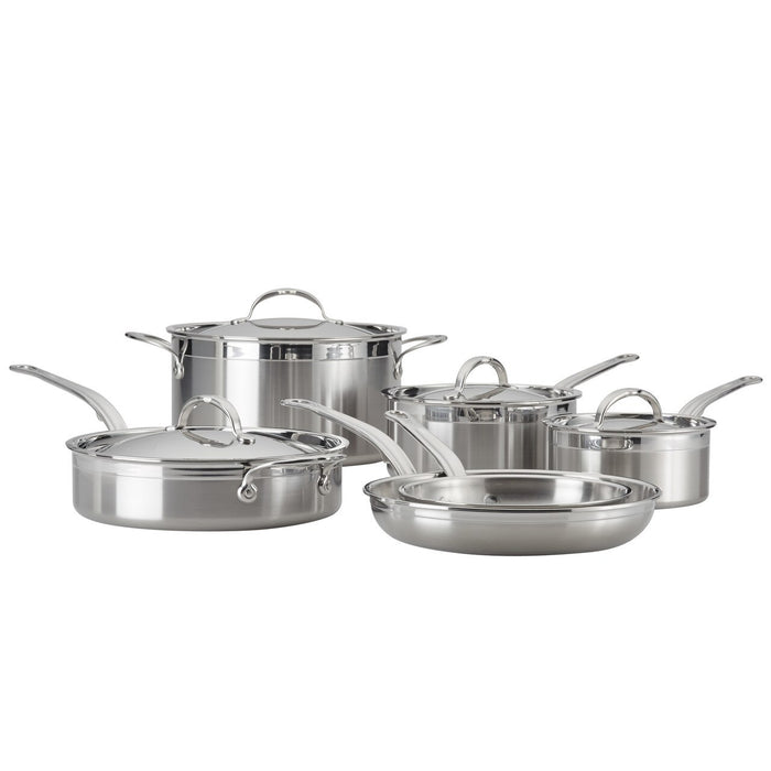 Hestan ProBond Forged Stainless Steel Ultimate Set, 10-Piece