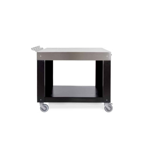 Alfa 40-Inch Stainless Steel Base and Prep Station