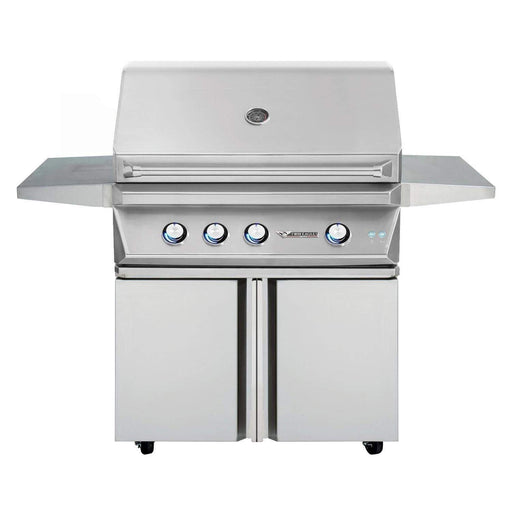 "Twin Eagles 36"" Grill Base w/ Double Doors"