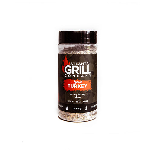 Atlanta Grill Company: Turkey Rub