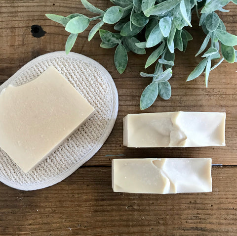 Simply Clean Goat Milk Soap