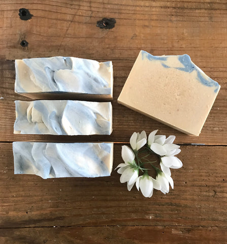 April Showers Goat Milk Soap