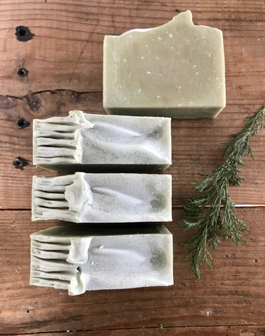 Alpine Spice Goat Milk Soap