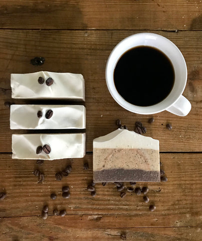 Coffee Shop Goat Milk Soap