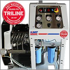 55k Technology Direct Drive (Triline 30hp)