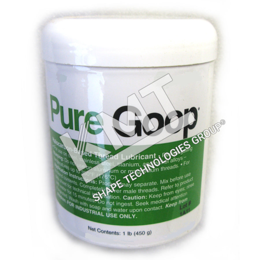 Thread Lubricant, High Purity Goop, 16 OZ, 60K, 90K