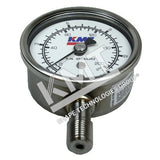 Gauge, LP Water, 0-200 PSI, 60K
